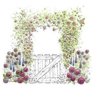 Rustic Garden Florals